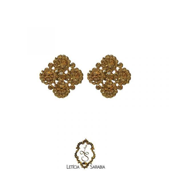 Brinco - Dourado B4515