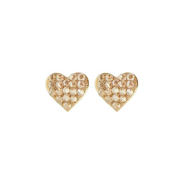 Brinco-Coração-Gold-Honey