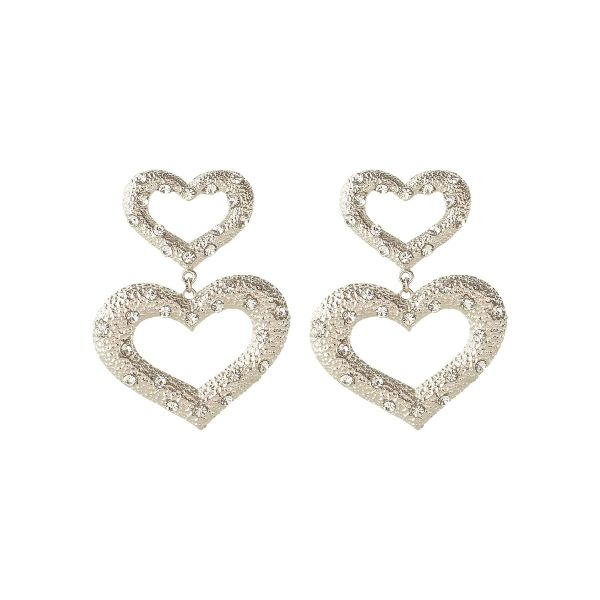 Brinco-Coração-Duplo-Cristal