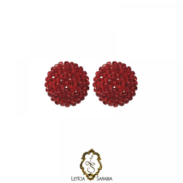 Brinco - Vermelho B3901