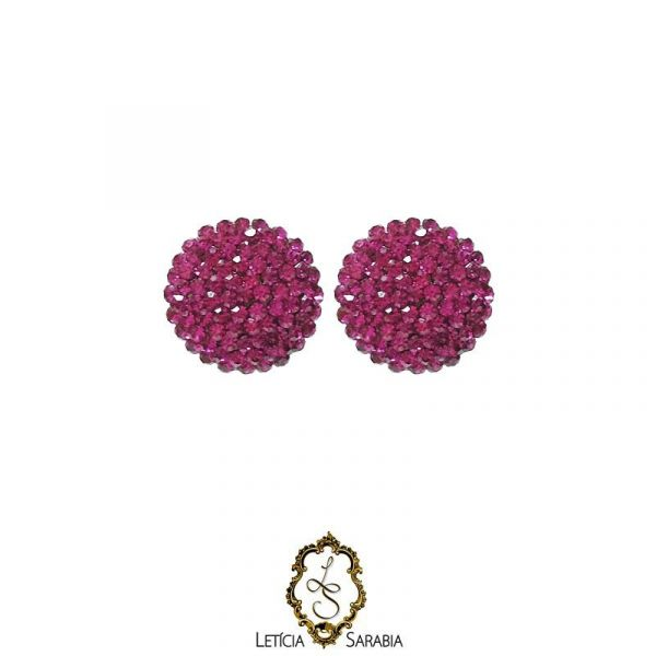Brinco - Pink B3901