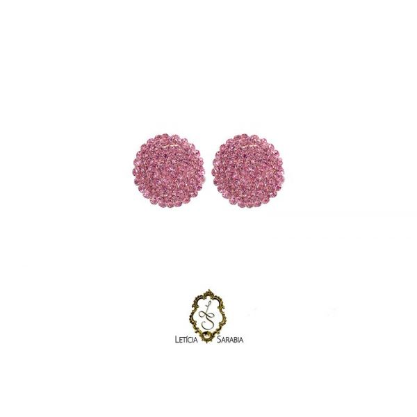 Brinco - Rosa Claro B3901