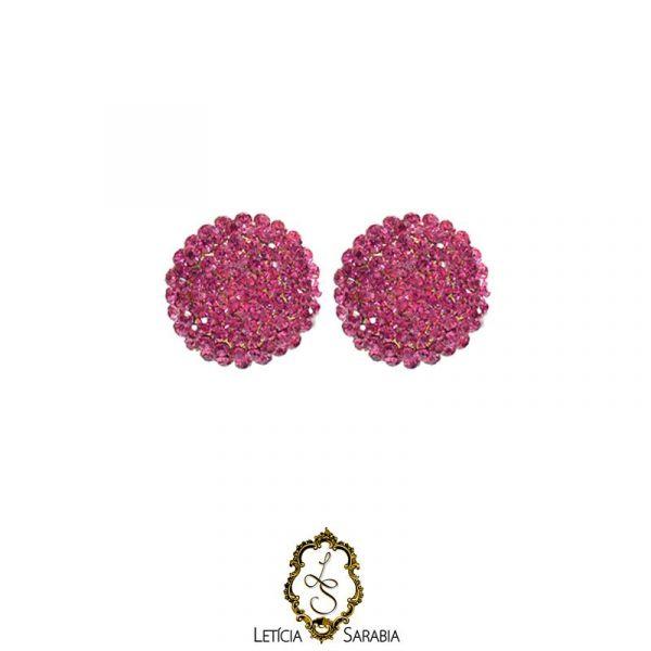 Brinco - Rosa B3901