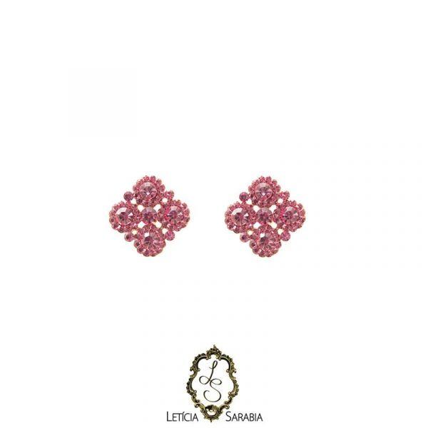 Brinco - Rosa B4515