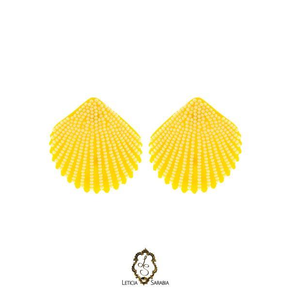 Brinco - Amarelo B6950