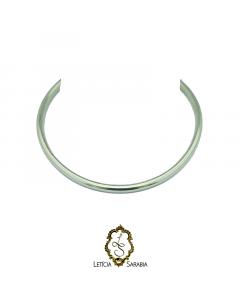 Chocker - Prata CK106