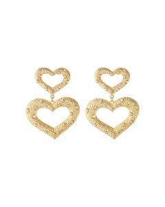 Brinco-Coração-Duplo-Gold