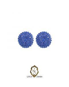 Brinco - Azul Royal B3901