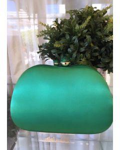 Bolsa Cetim Verde